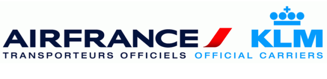 Air France KLM logos